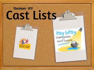 Itsy Bitsy: Cast List