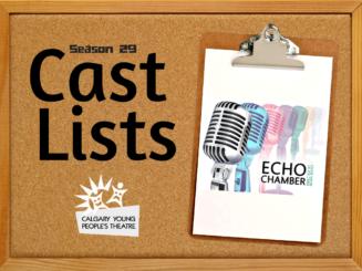 Echo Chamber Cast List